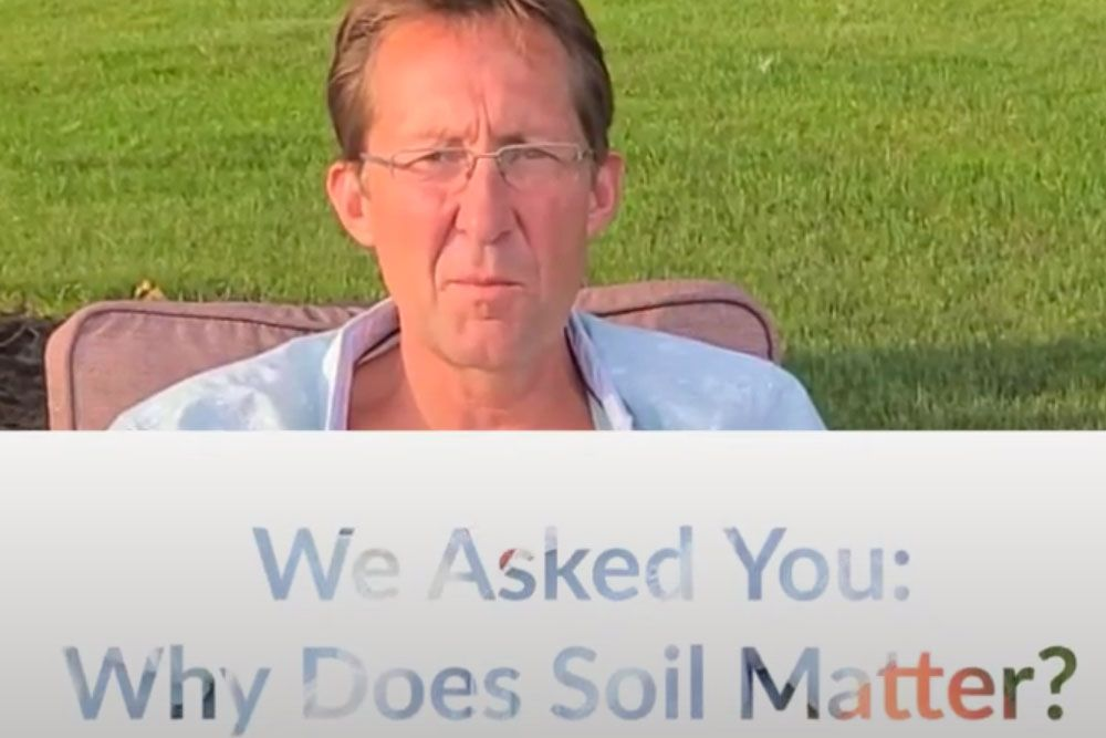 Why does soil health matter to you?